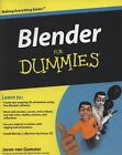 Blender for Dummies by Jason Van Gumster (2009, Paperback)