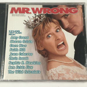 Soundtrack - Mr. Wrong: Music From The Original Motion Picture (CD, 1996) NEW