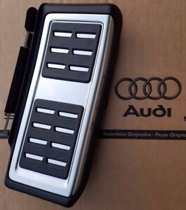 Audi A3 8V original S3 Fußstütze S-Line RS3 dead pedal cover rest footrest