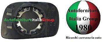 PIASTRA SPECCHIO RETROVISORE C//VETRO SX OPEL AGILA 02/>08 DAL 2002 AL 2008