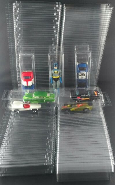 LARGE Blister Boxes Hot Wheels Plastic Car Cases Brand new clamshells 20