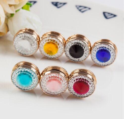Magnetic Hijab Scarf Headscarf Shawls Magnet pin Brooch gold base uk seller