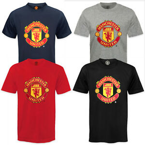 507f29ec6 Image is loading Manchester-United-FC-Official-Football-Gift-Mens-Crest-