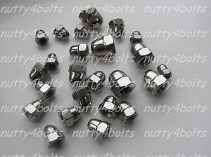 METRIC-DOME-NUTS-A2-STAINLESS-STEEL-HEX-ACORN-M3-M4-M5-M6-M8-M10-M12
