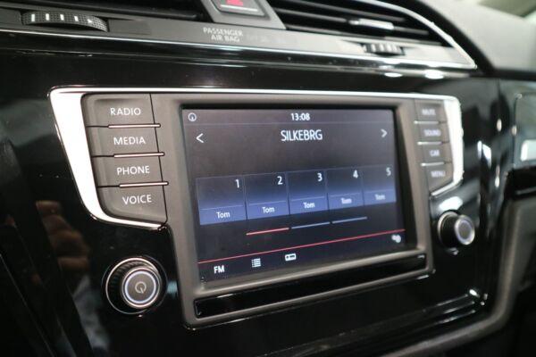 VW Touran 1,6 TDi 110 Highline DSG - billede 5