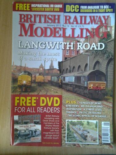 British Railway Modelling Magazine - Various Issues 2012