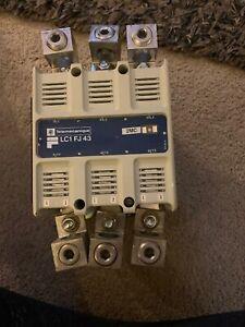 NEW Telemecanique LC1-FJ-43 Contactor  - 600VAC 300A 220-1000V 3ph