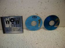 WOW 1997: The Year's 30 Top Christian Artists and Songs Compilation CD