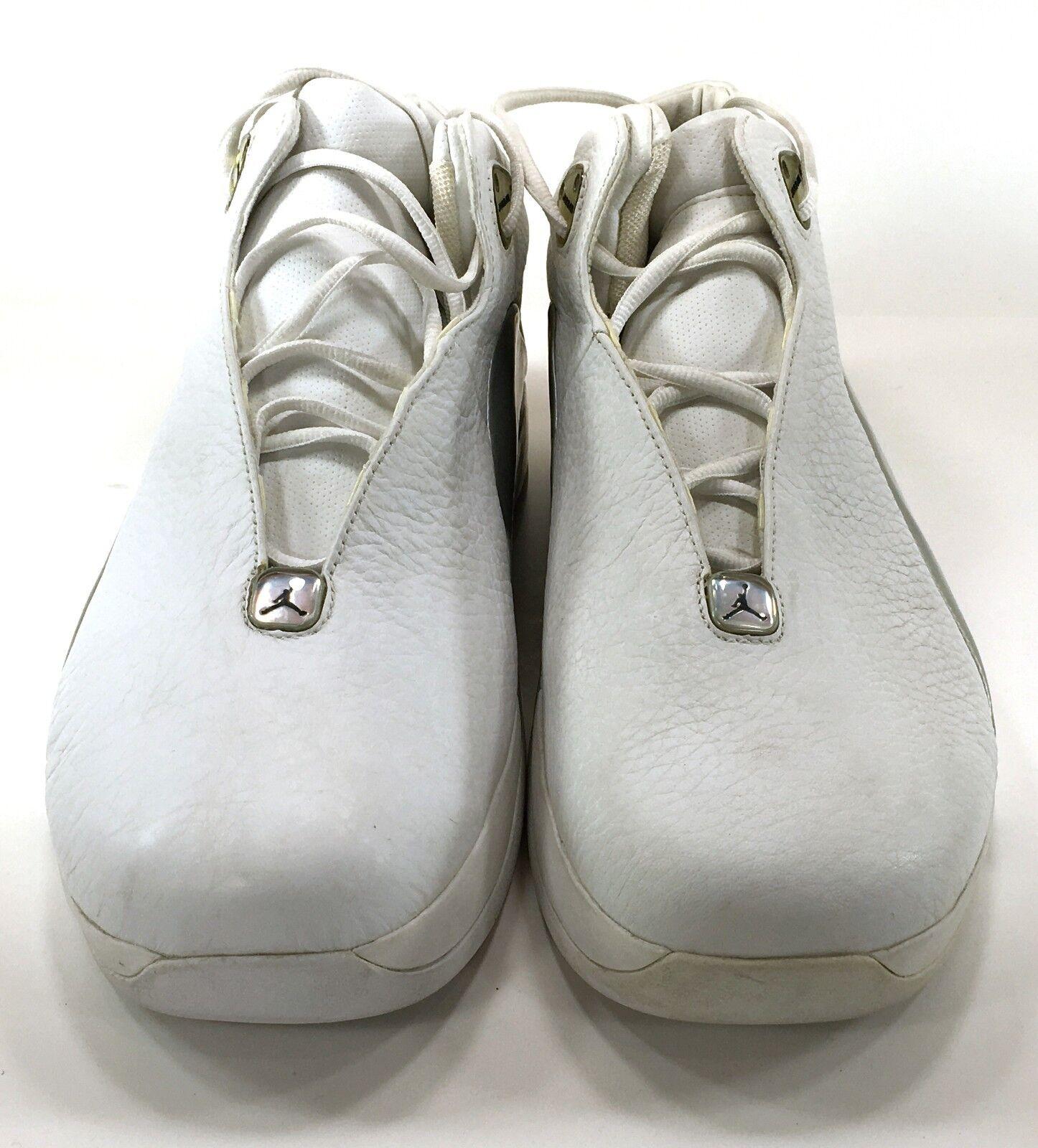 nike schuhe weiß air jordan - team jumpman fließen selten weiß schuhe / grau größe. 7afb94