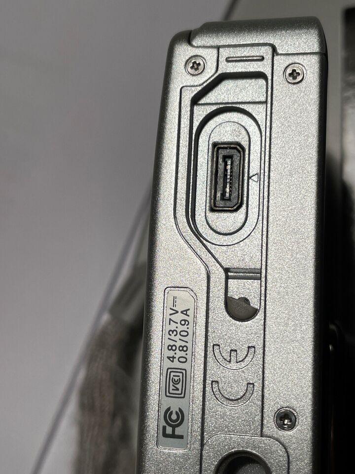 Nikon Coolpix S2, 3 x optisk zoom, God
