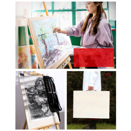 Wooden Lightweight Drawing Board for Painting Sketching Aryclin Watercolor