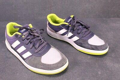 SB33 ADIDAS Neo 2013 Damen Sneaker Sportschuhe Gr. 38 grau neon Leder Mesh   eBay