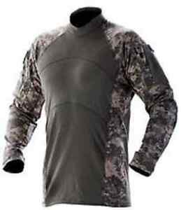 US-ARMY-MASSIF-ACS-UCP-Flame-Resistant-Combat-ACU-ACUPAT-Tactical-shirt-M-Medium