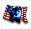 Welder American Flag sticker decal   free shipping