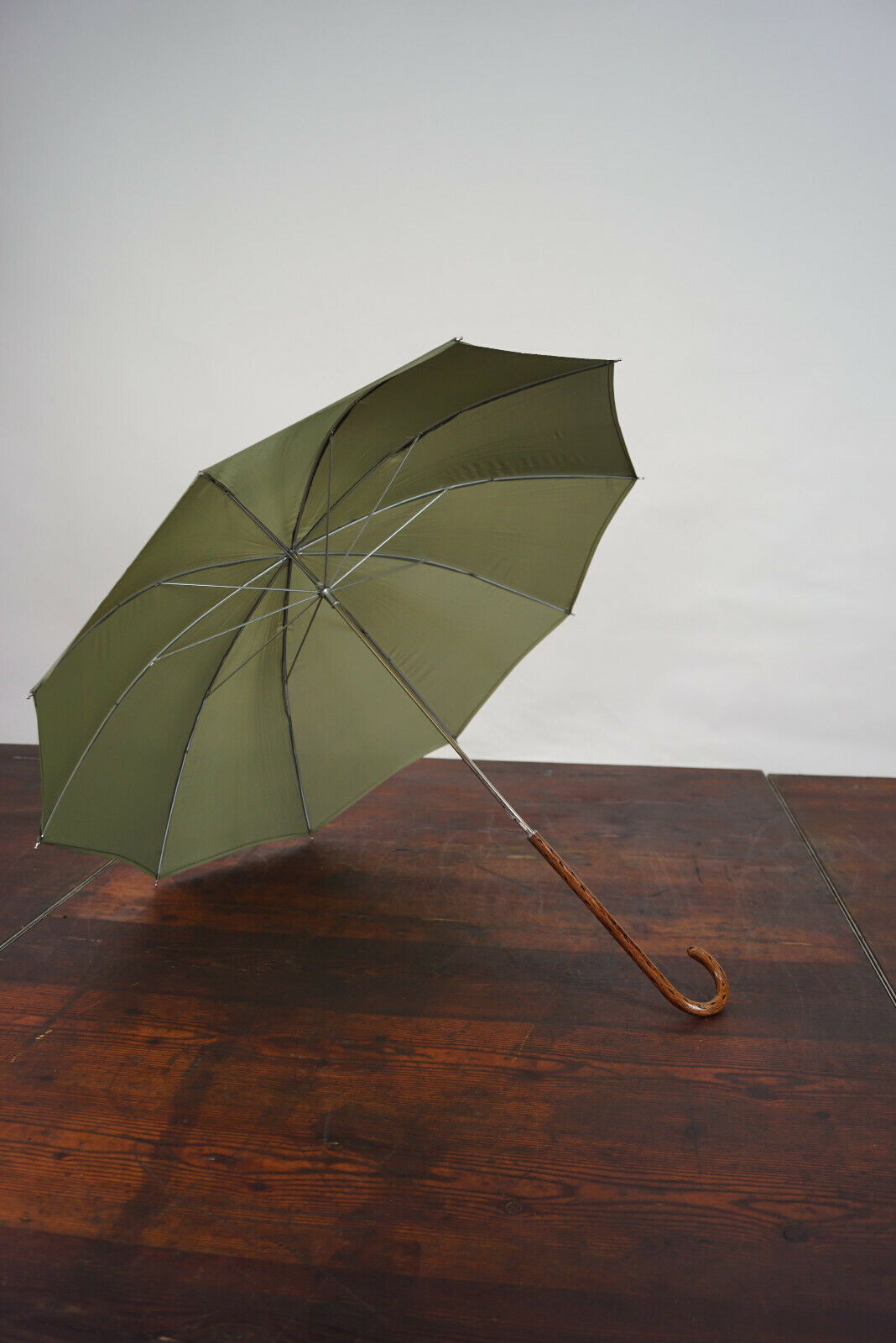 70er True Vintage Umbrella Retro Sunshade 50er Um… - image 5