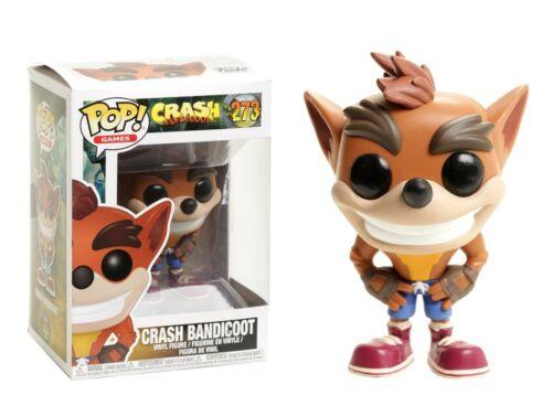 Crash Bandicoot Pop Funko games vinyl figure n° 273