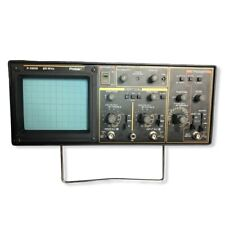Protek Hung Chang P 3502 20 Mhz Oscilloscope With Probe