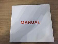 Geneva Sound System User manual Model M + CD