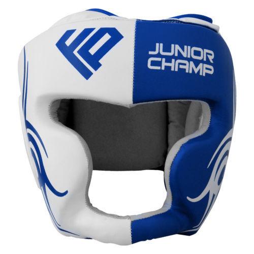 FP Bambini Testa Guardia Casco Junior Kick Boxing MMA Arti Marziali Formazione Bambini