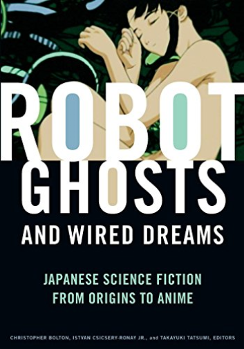 Bolton Christopher-Robot Ghosts & Wired Dreams (US IMPORT) BOOK NEU