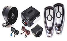 New Black Widow Car Alarm System Keyless Entry better  Then ScyTek code alarm