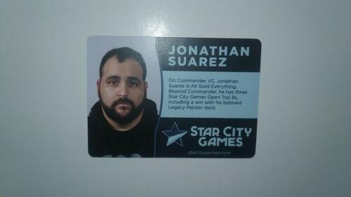 MTG Magic Gathering SCG Star City Games JONATHAN SUAREZ Assembly Worker Token