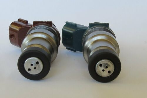 Genuine Denso Toyota Tercel 1.5L Set Of 2 Fuel Injectors