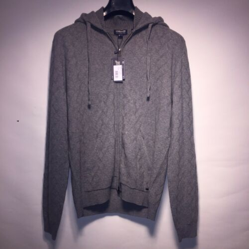 Lana Up L Wool Zip Men's Prestige Grey Size Woolrich Hoodie awqYTtw