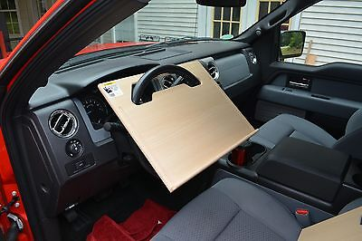 Car Truck Executive Steering Wheel Desk Eating Writing Vehicle Work Station Ebay