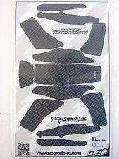 Blade 200QX Multicopter Quadcopter Wrap Skins Black Carbon Fiber UPG7210