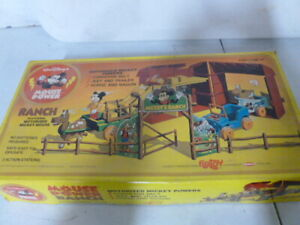 1977 Remco Walt Disney Mouse Power Ranch