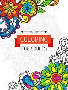 Livre Pdf 70 Coloriage Mandalas Pour Adulte Anti Stress Ebay