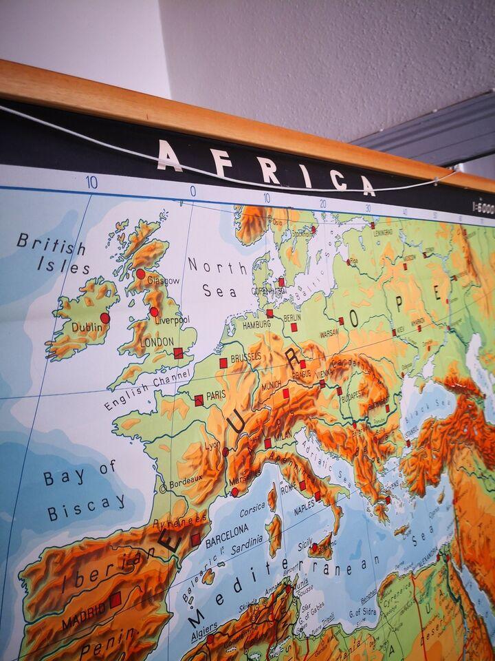 Landkort