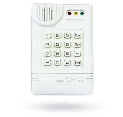 Transmetteur Telephonique Telealarme Autonome 4 numéros Modèle Pro
