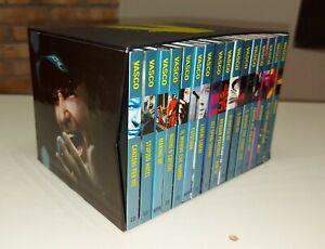 BOX  COFANETTO 7 CD + 7 DVD + 2 BOOKLET VASCO ROSSI