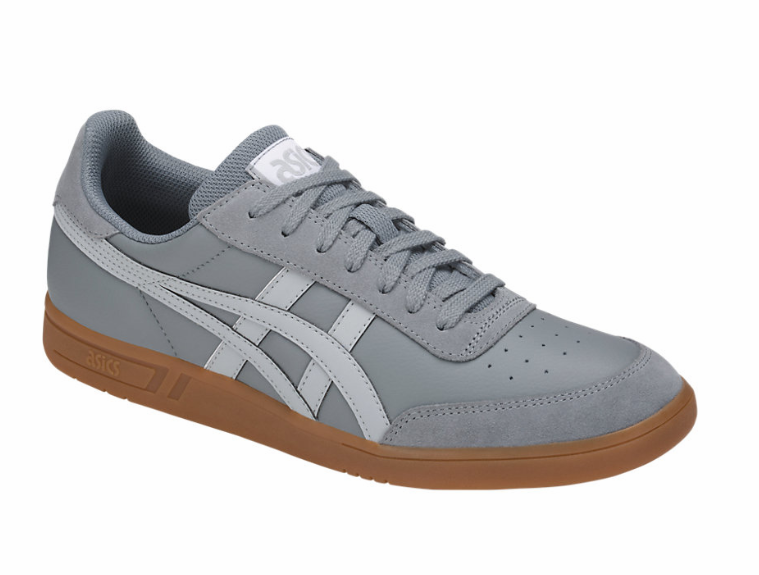 ASICS H8A4L.1196 VICKKA TRS Mn´s (M) Stone Grey/Mid Grey Pelle Casual Shoes
