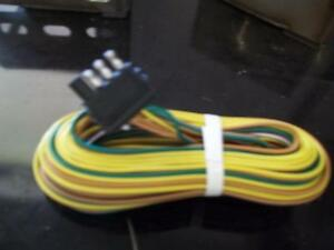 the wire harness green 25  trailer wire harness w plug yellow green brown and white wires wire harness engineer jobs glassdoor wire harness w plug yellow green brown