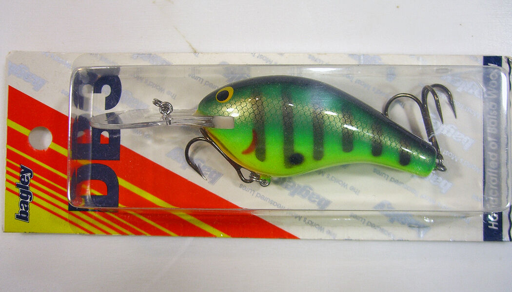 borsaley DB3PGS9 pesca Lure  Diving B 3  Vintage Bait  Collectible