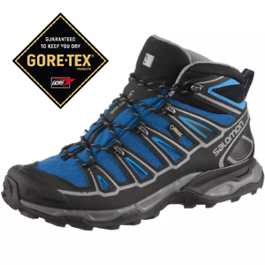 Salomon X Ultra Mid 2 GTX 42-46.5 Homme Gore-Tex des Rangers Trekking Outdoor