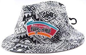 San Antonio Spurs 47 Brand HWC NBA Basketball Logo Emmer Bucket ... 3ccd87bd6912