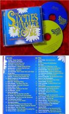 2CD Sixties Summer Love Turtles Billy Fury Searchers Ca
