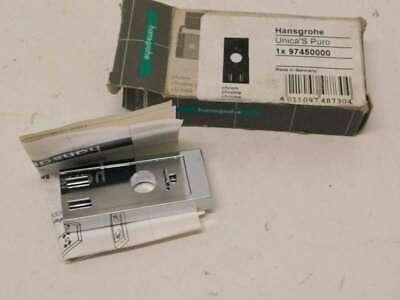 97450 Hansgrohe Distanzscheibe Unica/'S Puro chrom