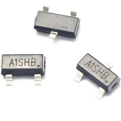 50PCS SI2302 A2SHB 2.5A//20V SOT-23 N-Channel MOSFET SMD Transistor NEW/& original