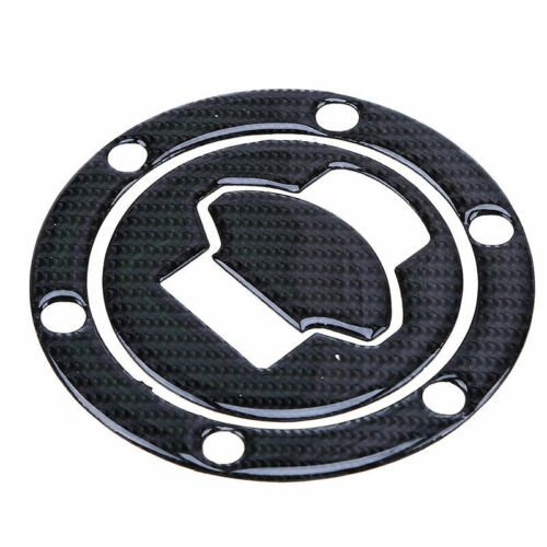 Gas Fuel Tank Cover Carbon Fiber Sticker Decal For 01-05 BMW R1150R R1150RT 2004