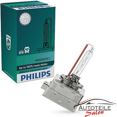 Philips Xenon X-TremeVision D3S GEN2 bis zu 150% mehr Sicht Xenon-Brenner 42403X