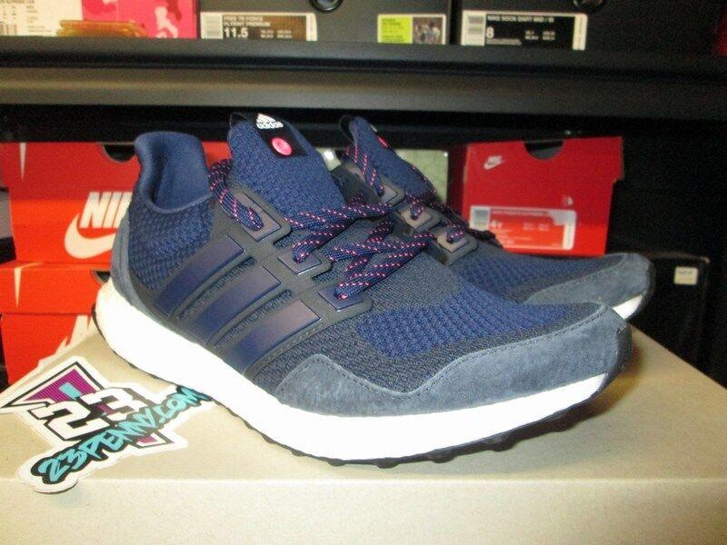 the best attitude 6644a f3371 SALE ADIDAS ULTRA BOOST KINFOLK SZ 8-13 NAVY blueE PINK BB9520 CONSORTIUM  nqktja7602-Athletic Shoes
