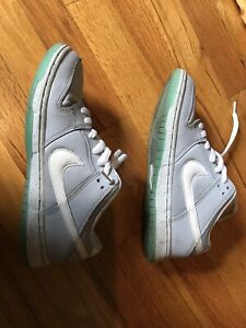 9ee10ead1f34 Image is loading NIKE-sb-marty-mcfly-dunk-low-size-6
