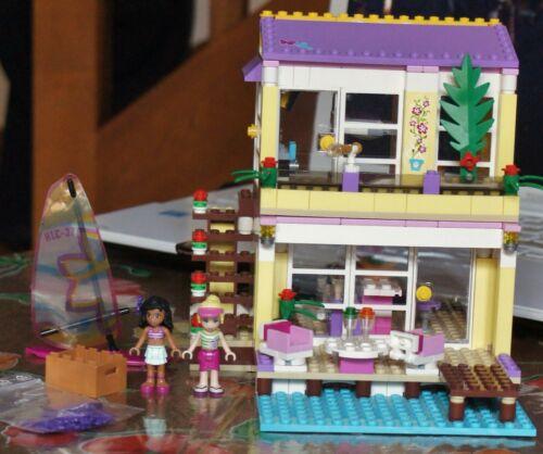 Lego Friends 41037 La villa sur la plage Stephanie/'s Beach House avec notices