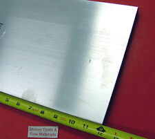1 X 8 X 12 6061 T6511 Aluminum Solid Flat Bar New Extruded Mill Stock Plate