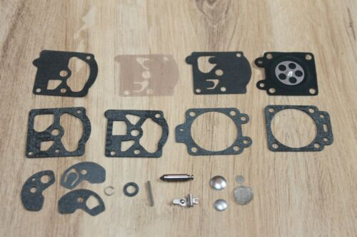 Walbro K10-WAT D10-WAT Compatible Rebuild Kit WA /& WT Carb Echo 123100-16330